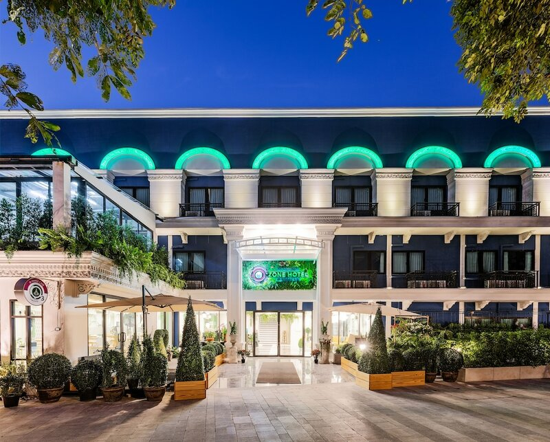 Ozone Hotel@Samyan Bangkok