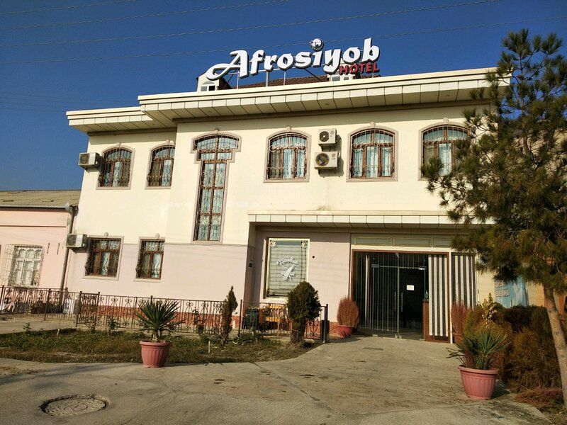 Afrosiyob Hotel