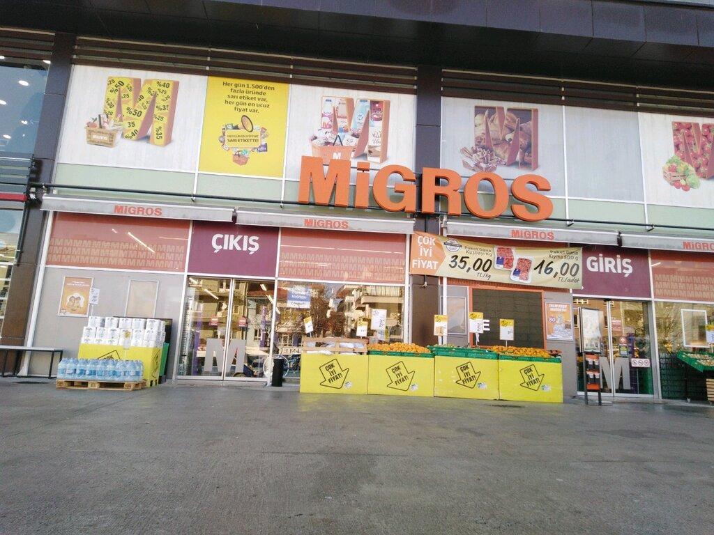 süpermarket — Migros — Yenimahalle, foto №%ccount%