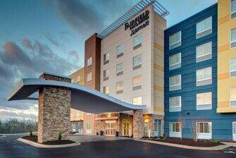Fairfield Inn And Suites Roanoke Salem