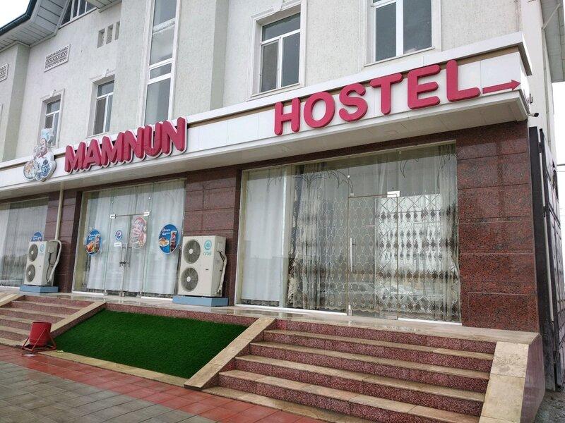 Mamnun Hostel