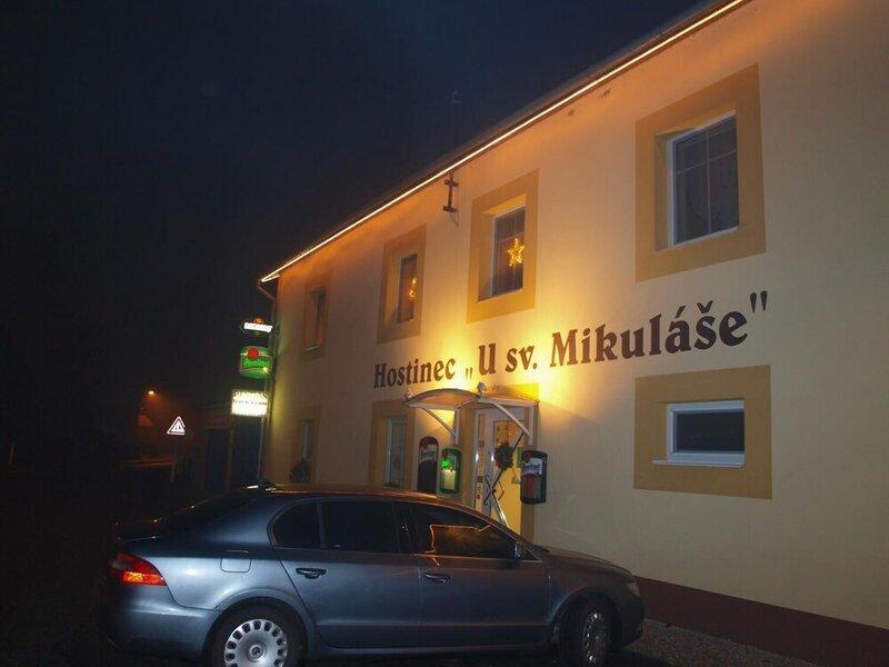 Penzion U SV. Mikuláše