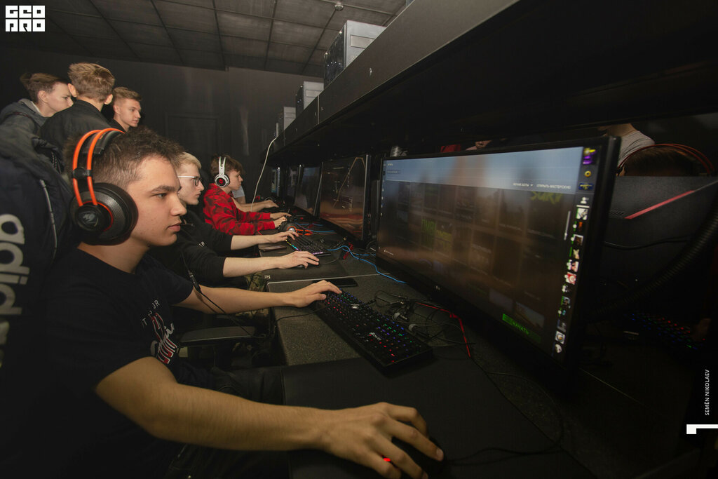 киберспорт — Strike Arena — Чебоксары, фото №1