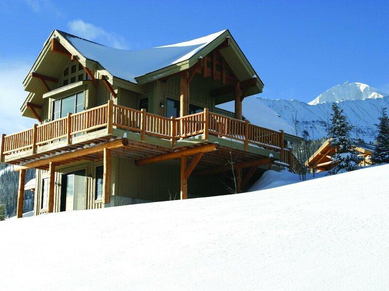 Saddle Ridge Townhomes Mid-Mountain
