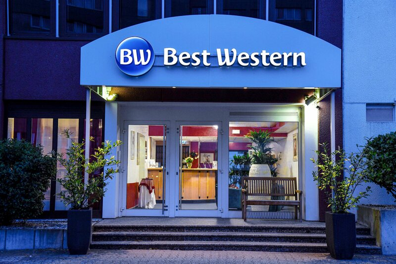 Best Western Comfort Business Hotel