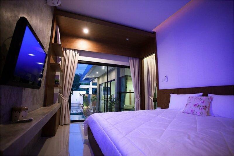 Cube 2 bedrooms villa