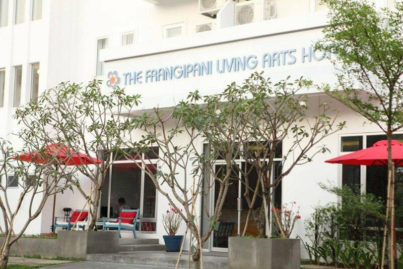 Frangipani Living Arts SPA