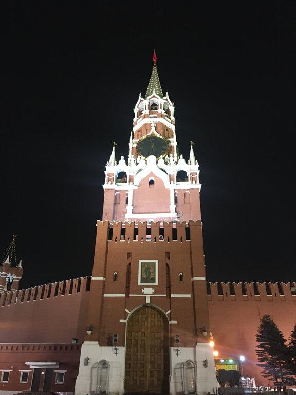 музей — Спасская башня — Москва, фото №7