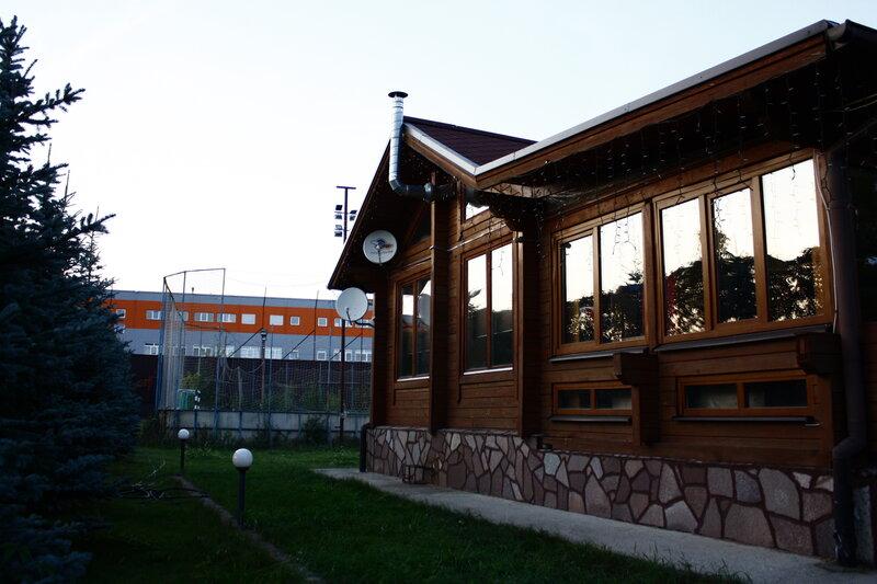Спортивный клуб Родники