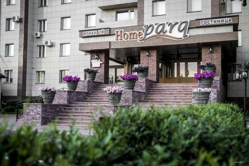 Гостиница HomeParq