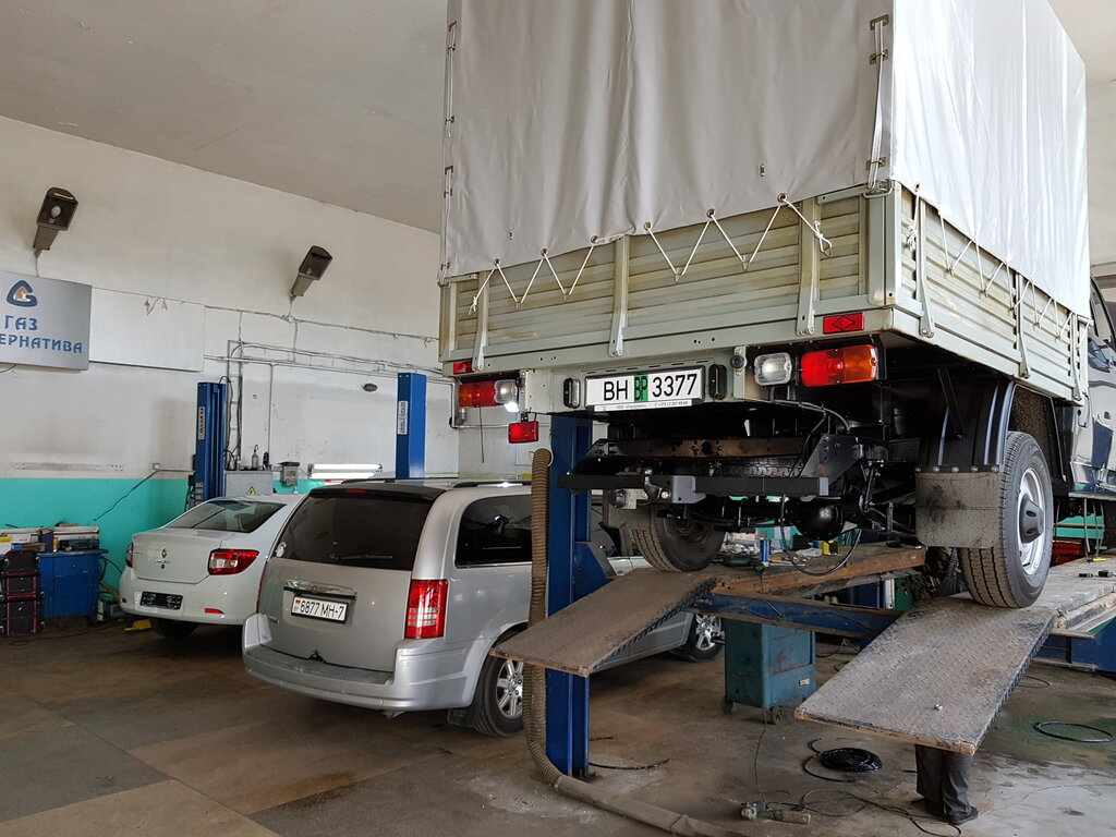 установка гбо — ГАЗ-Альтернатива — Минск, фото №2