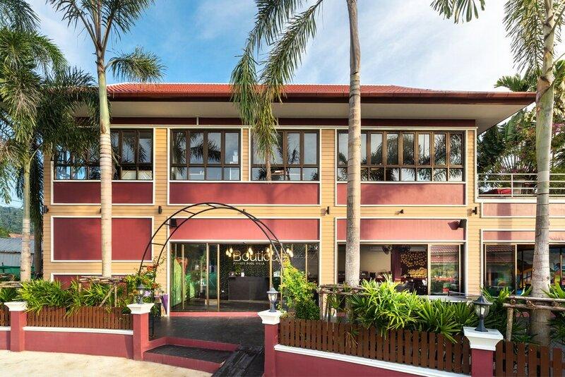 Boutique Resort Phuket Private Pool Villa