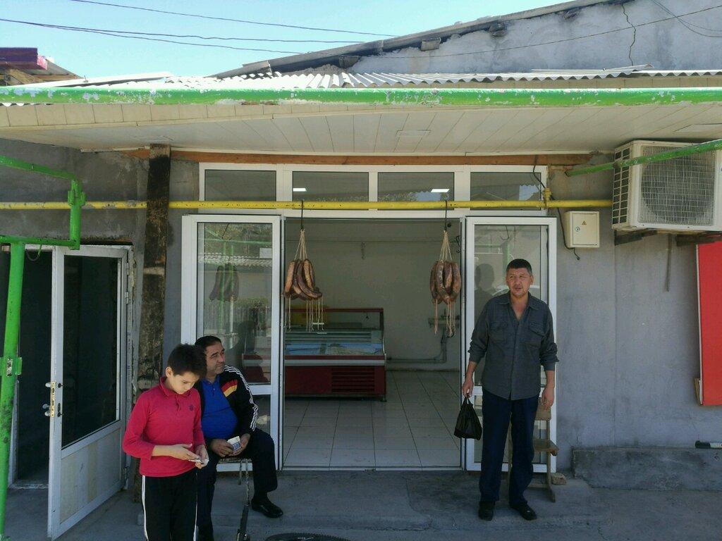 магазин мяса, колбас — Казы базар — Ташкент, фото №1