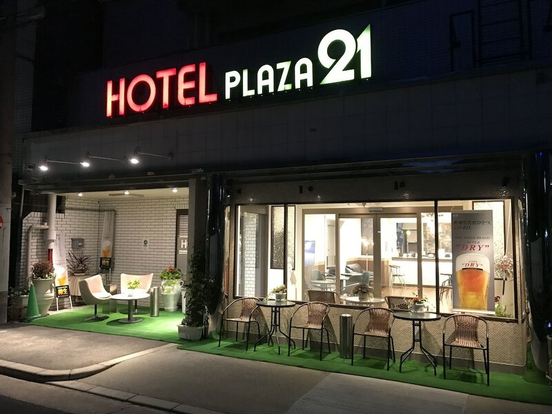 Hotel Plaza21 Osaka