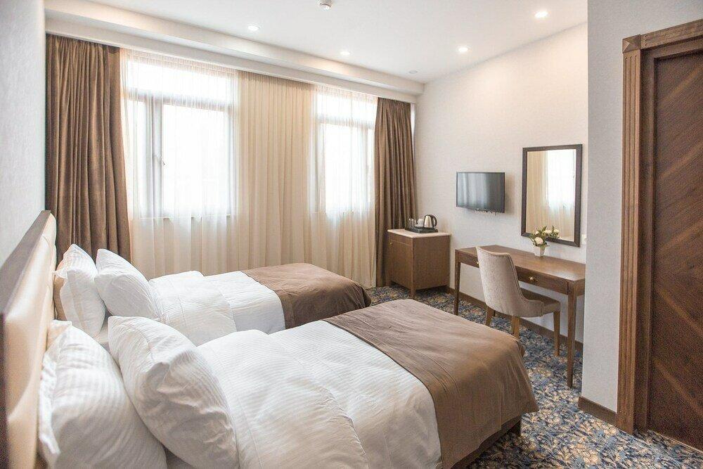гостиница — Sota Metekhi Hotel — Тбилиси, фото №2