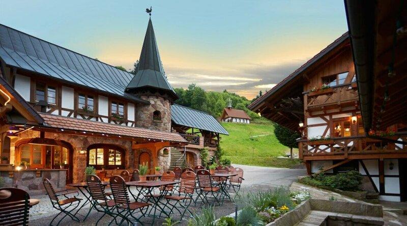 Hotel-restaurant im Spinnerhof