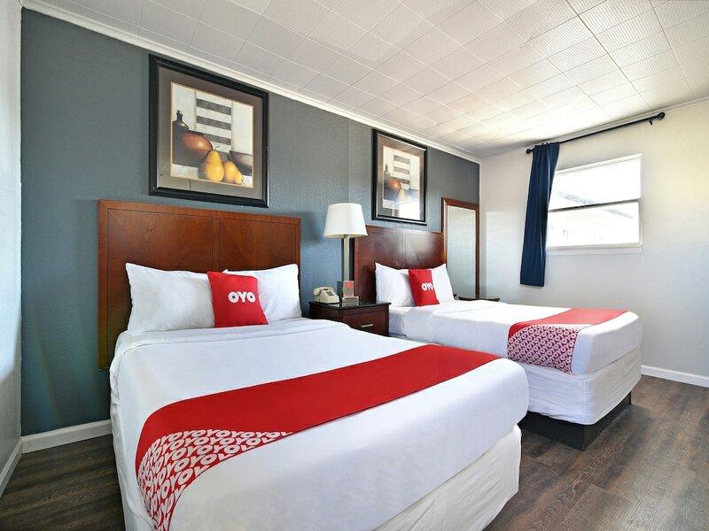 Oyo Hotel McAlestar Ok S Main St