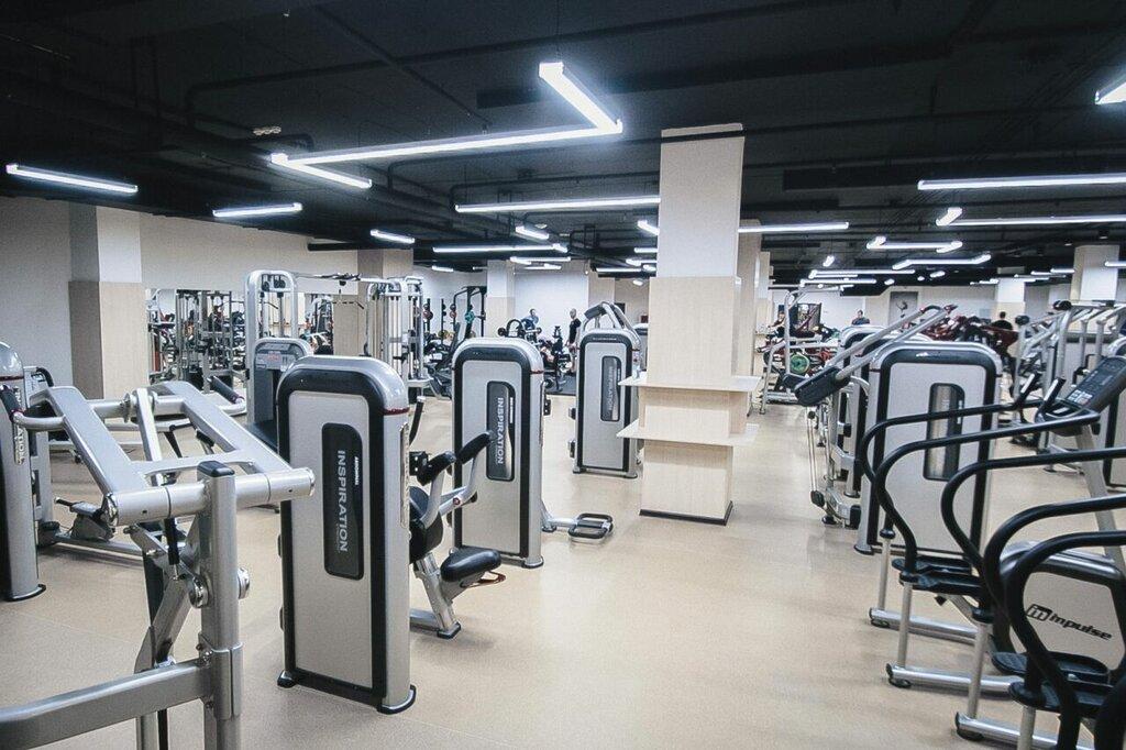 fitness club — Fitness club Flex Gym — Omsk, photo 1