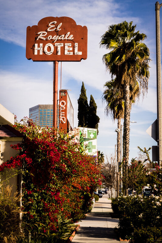 El Royale Hotel Near Universal Studios Hollywood