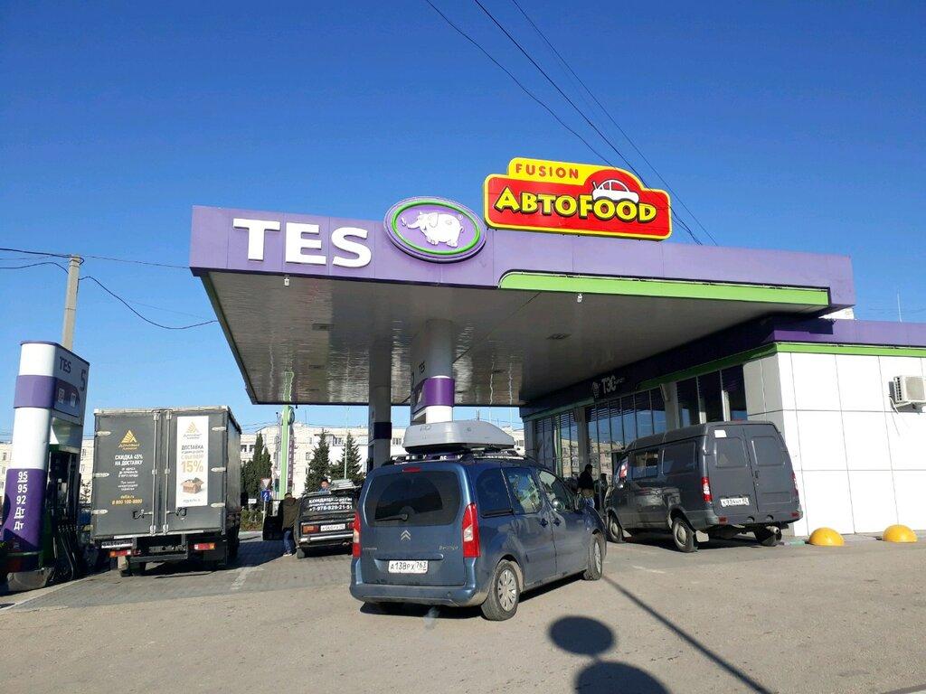 АЗС — TES — Севастополь, фото №2