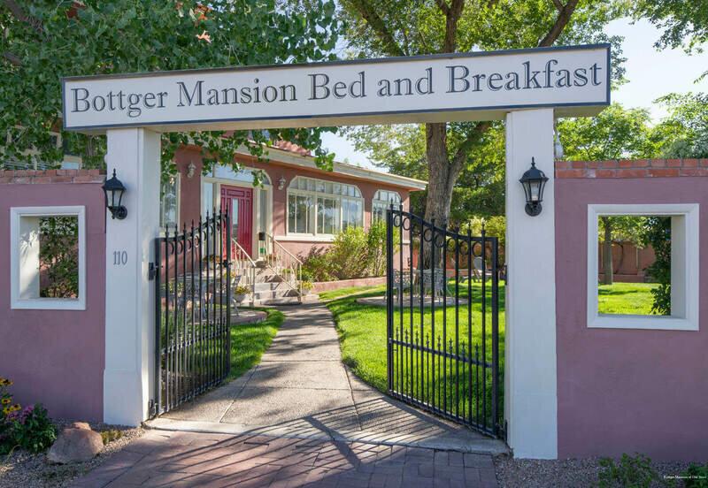 Bottger Mansion of Old Town