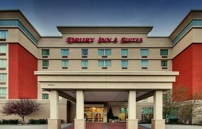 Drury Inn and Suites Baton Rouge