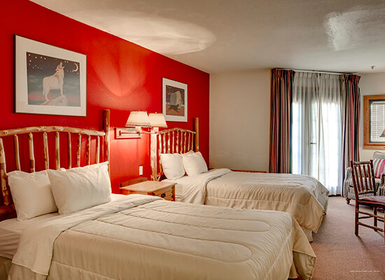 Quartz Mountain Resort Hotel Lone Wolf