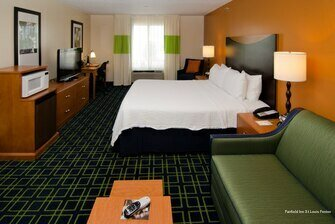 Fairfield Inn St Louis Fenton