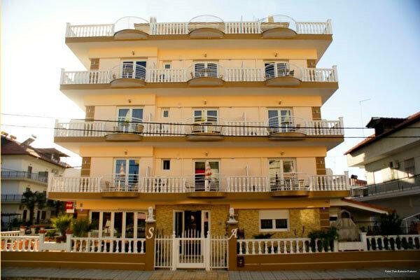 Hotel San Antonio Katerini