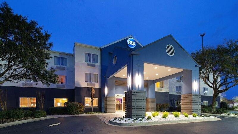 Best Western Lsu Medical Corridor Inn & Suites