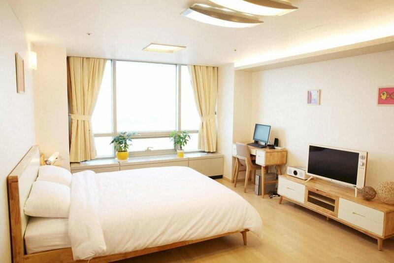 Incheon Airport Capsule Hotel No. 1