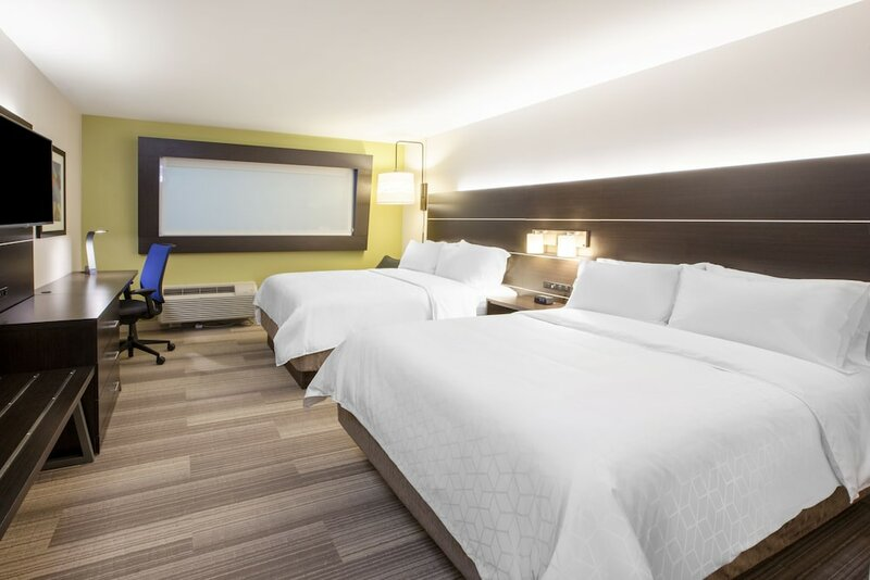 Holiday Inn Express and Suites Jacksonville East, an Ihg Hotel