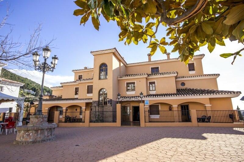 Hotel Sierra Tejeda