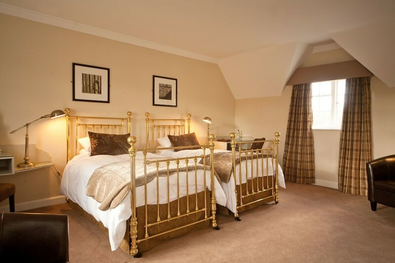 The Stable Courtyard Bedrooms at Leeds Castle