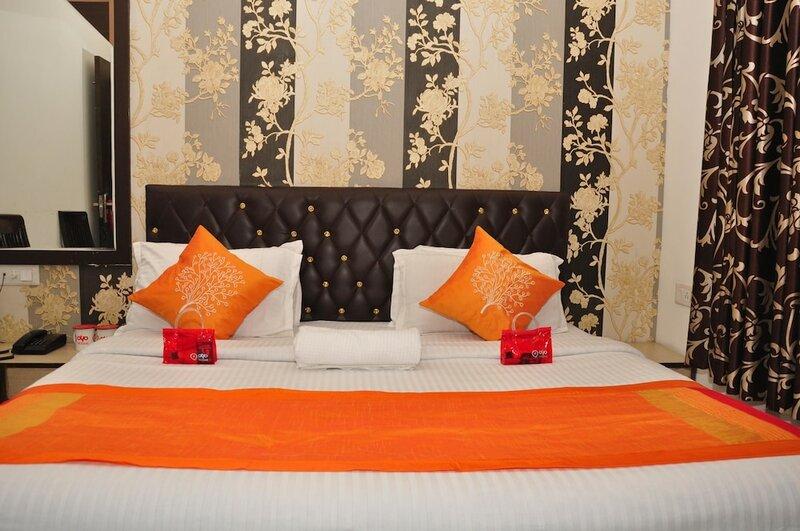 Oyo 1605 Hotel Axis Inn