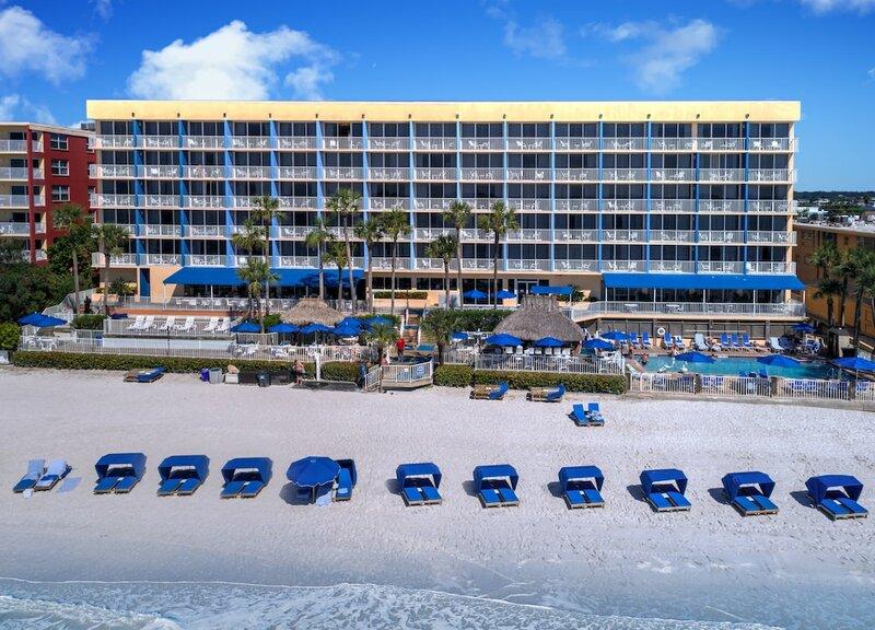 DoubleTree Beach Resort by Hilton Tampa Bay - North Redingto