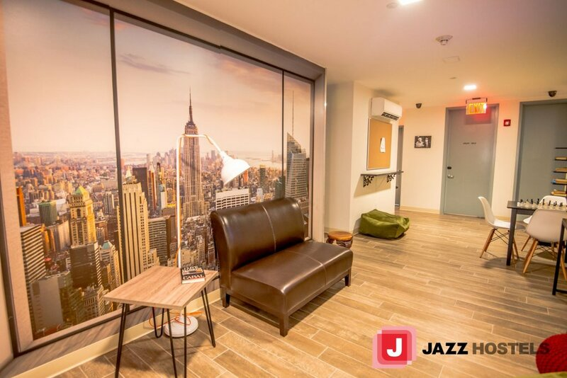 Jazz on Columbus Circle Hostel