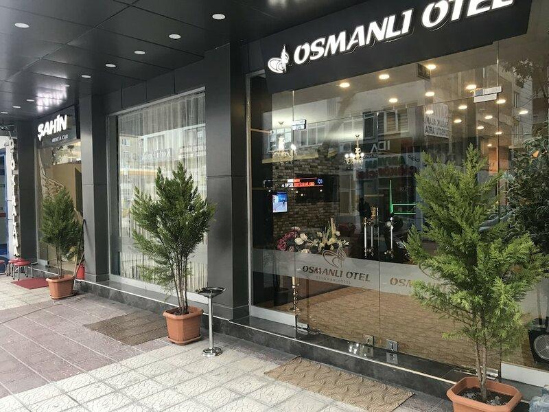 Samsun Osmanli Otel