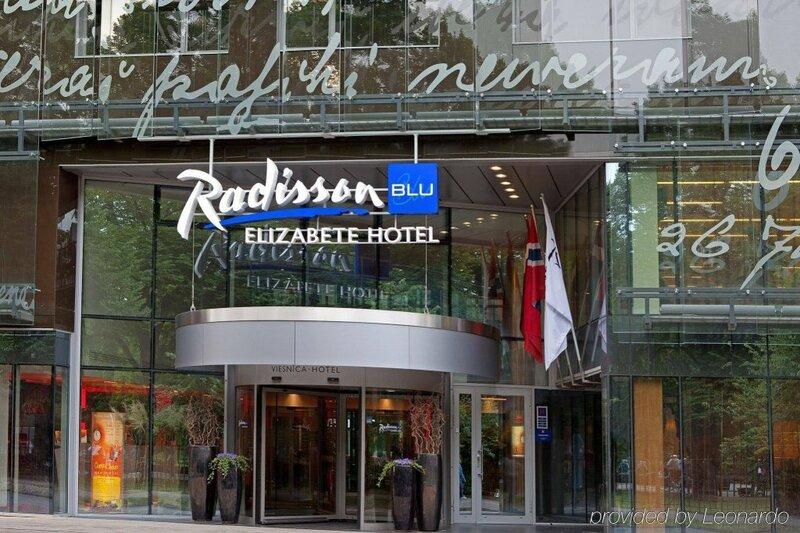 Radisson Blu Elizabete Riga