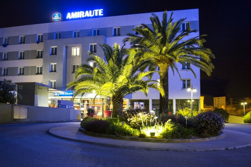 Best Western Ajaccio Amiraute