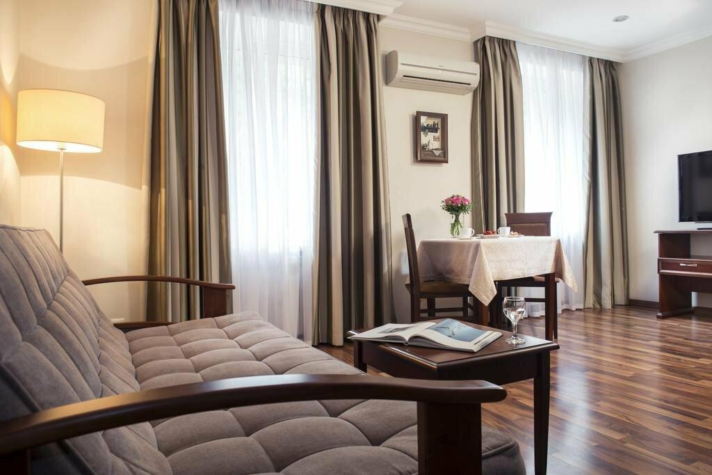 готель — Greguar Hotel & Apartments — Київ, фото №3