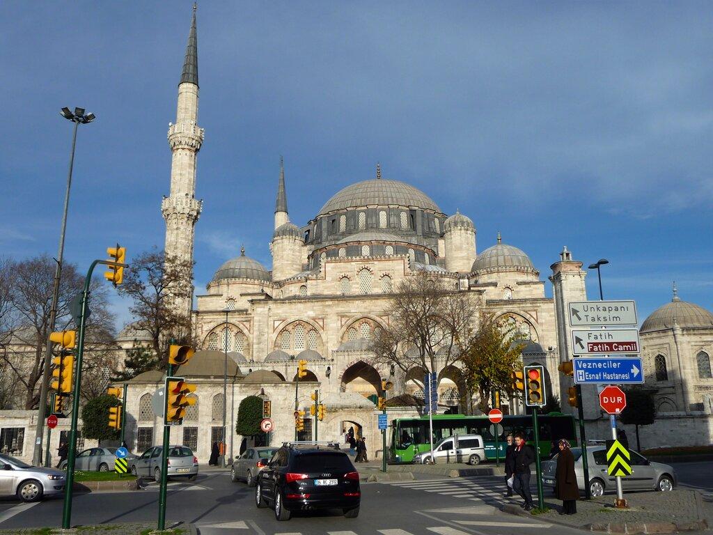 распространенный мечеть шехзаде фото вероятных районов