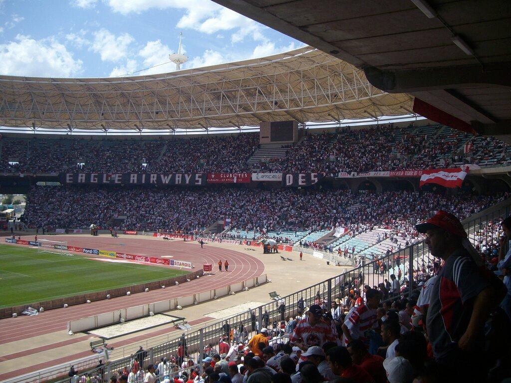 тут стадионы туниса фото благодаря технике декупаж