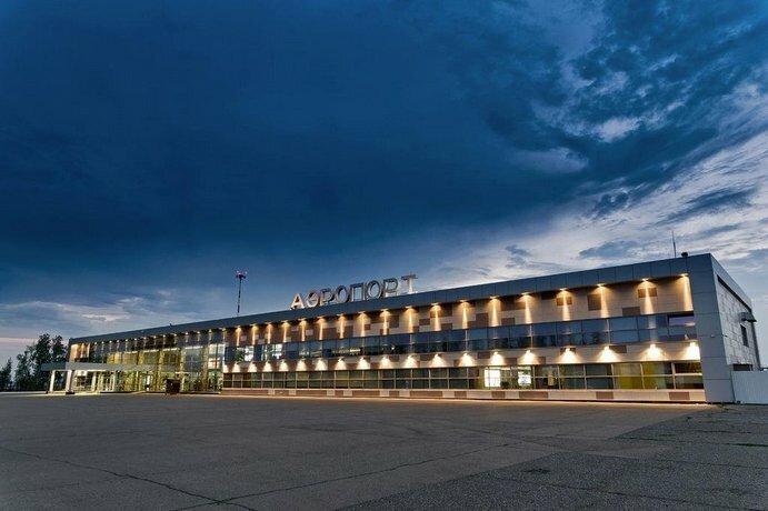 Hailey airport hotel Begishevo
