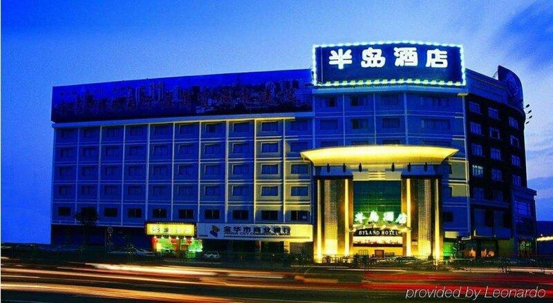 Yiwu Byland World Hotel