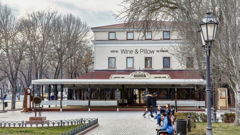 Wine&Pillow Hotel by