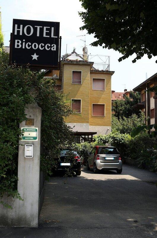 B&b Hotel Bicocca In VIA Cipriani