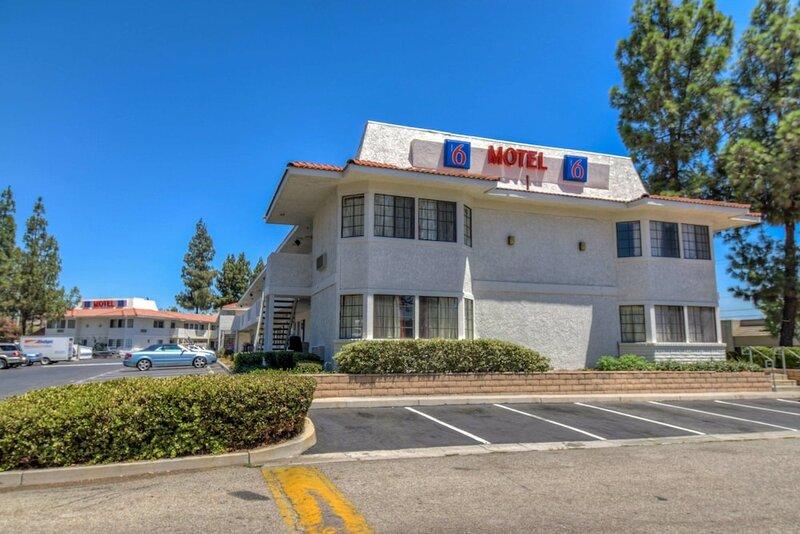 Motel 6 San Dimas, Ca - Los Angeles