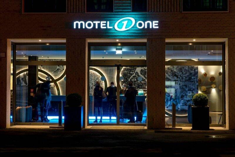Motel One München-Olympia Gate