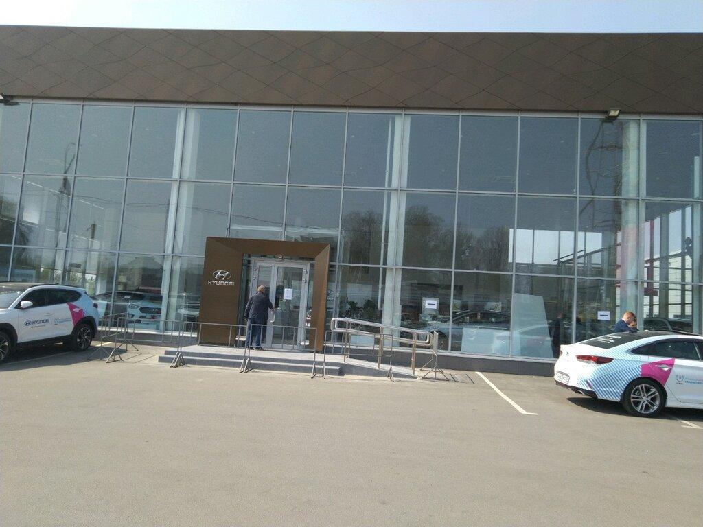 автосалон — Автомир Hyundai — Брянск, фото №7